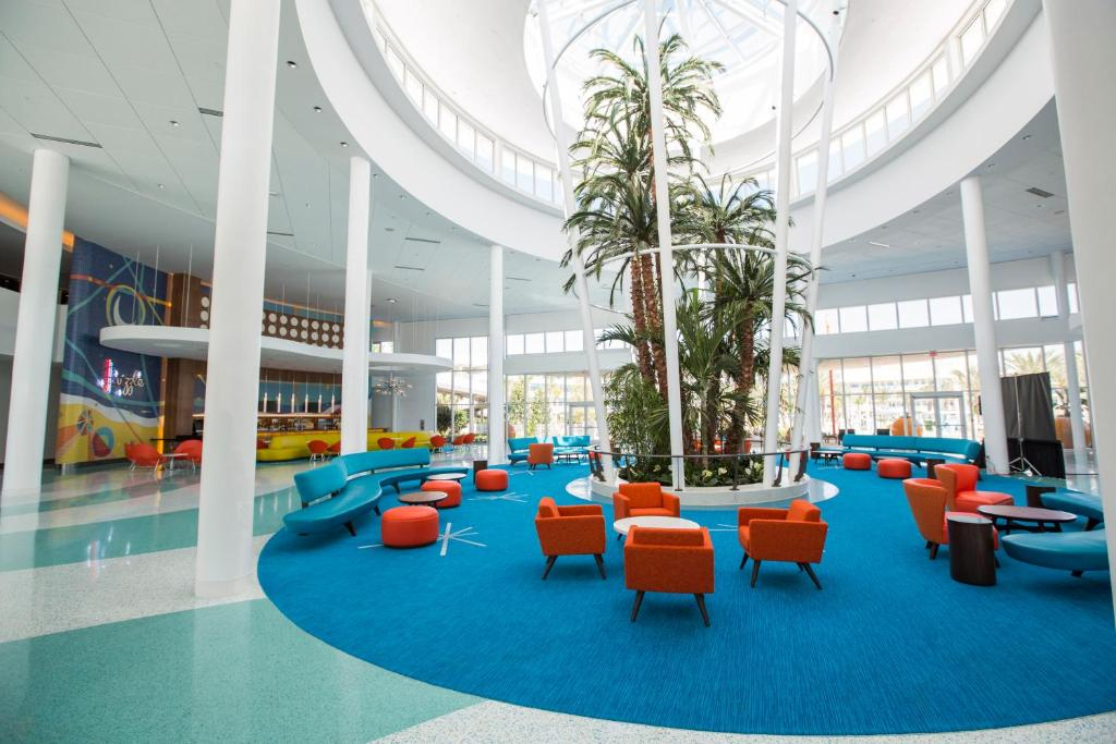 Galaxy Bowl Second Floor Picture Of Universal S Cabana Bay