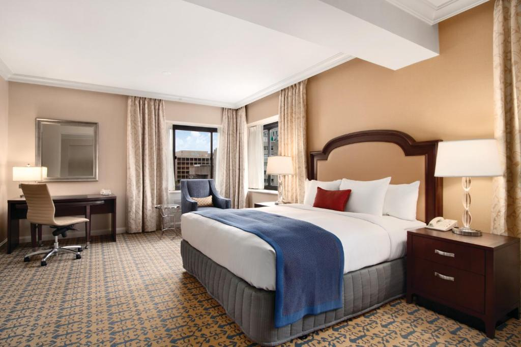 hoteles recomendados washington