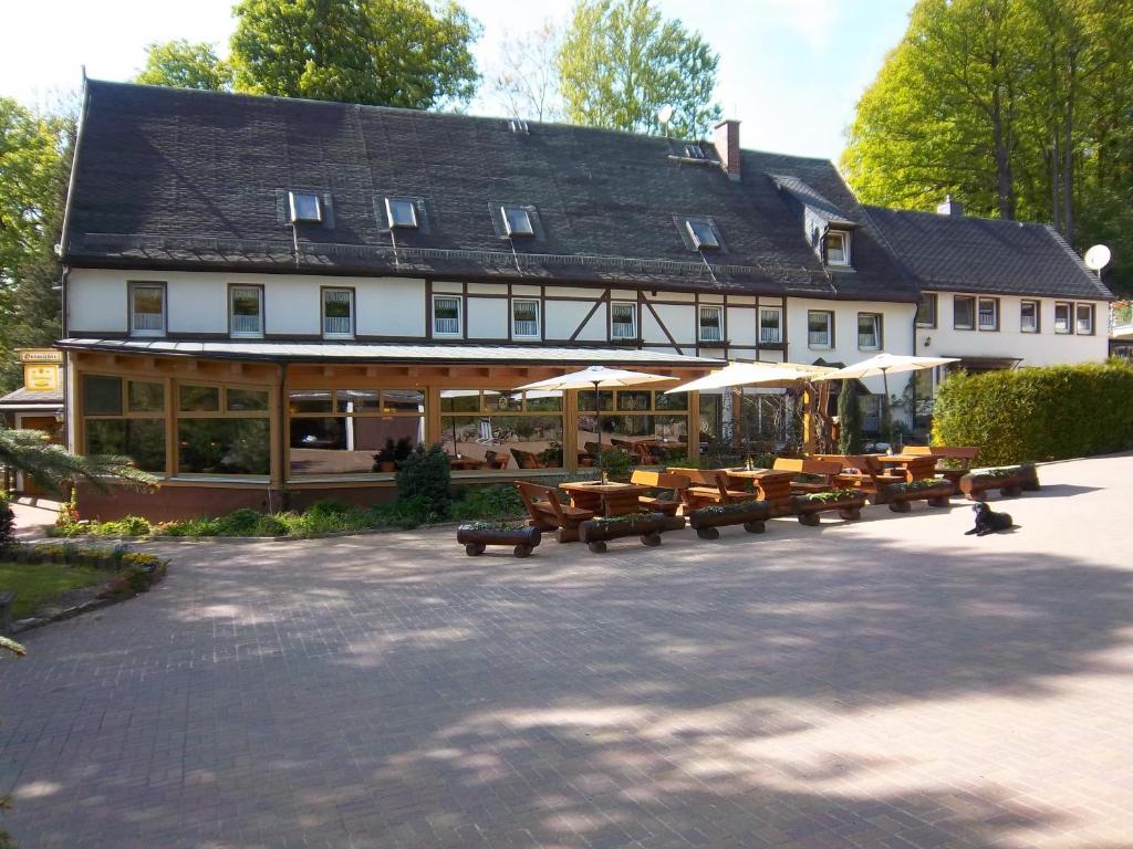 Gaststätte & Pension Oelmuehle (Deutschland Oberschöna) - Booking.com