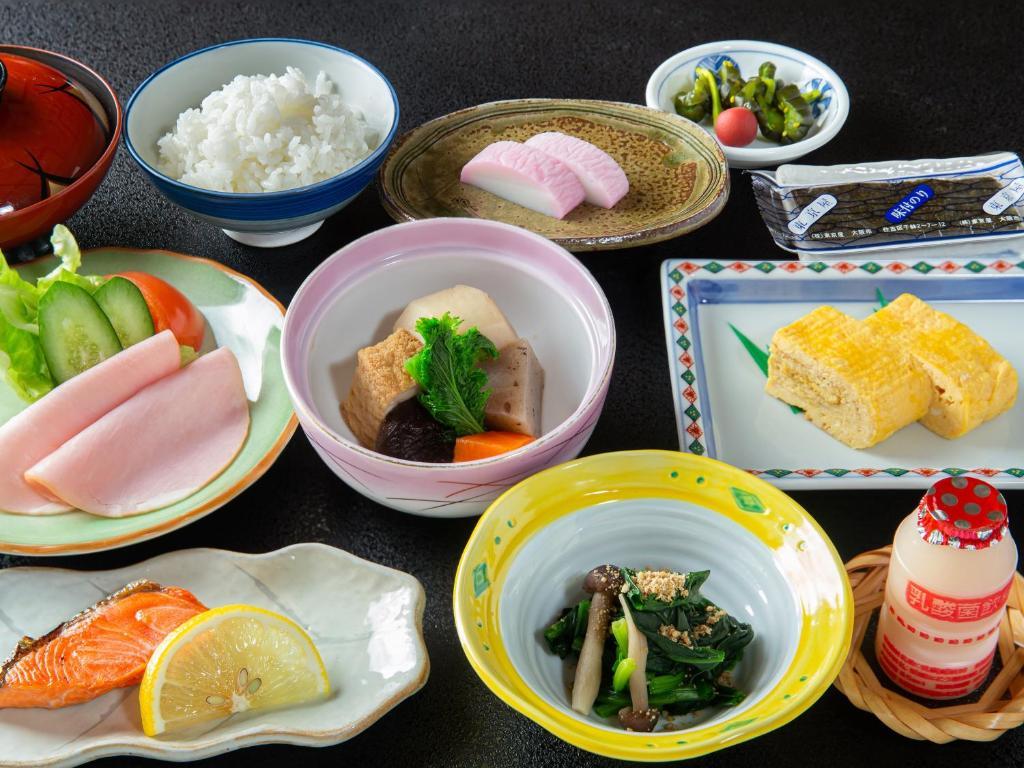ポイント2.ほっこり和朝食で胃に優しい