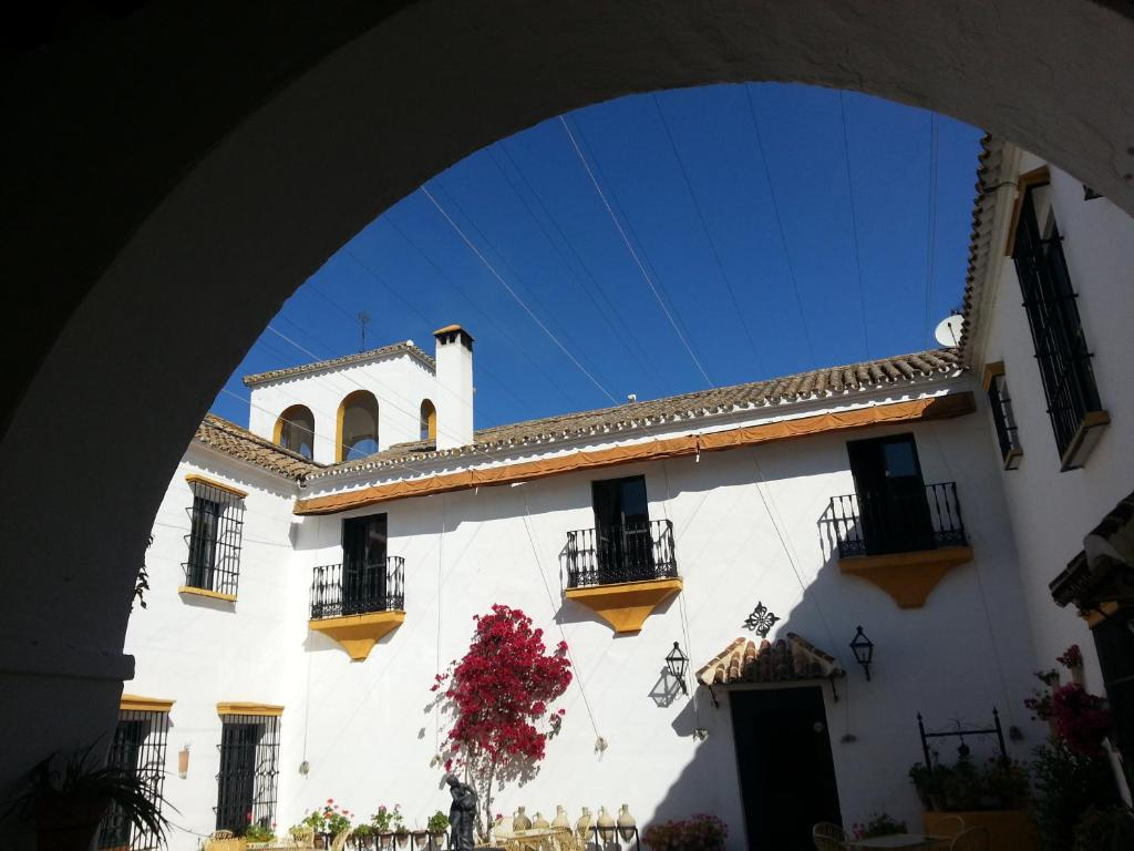 boutique hotels in arcos de la frontera  5