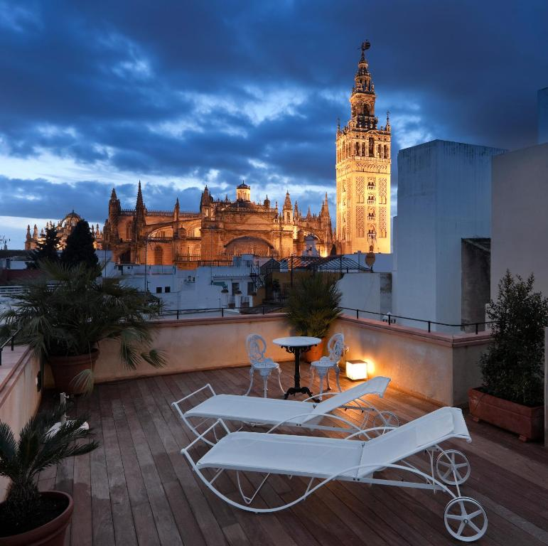 boutique hotels sevilla provinz  274