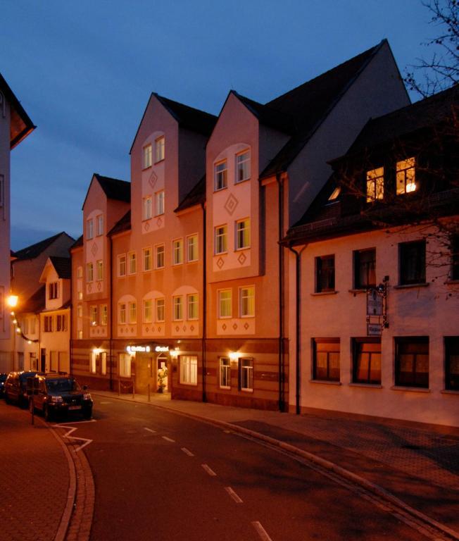 Hotel Gästehaus Alte Münze Deutschland Bad Mergentheim Bookingcom
