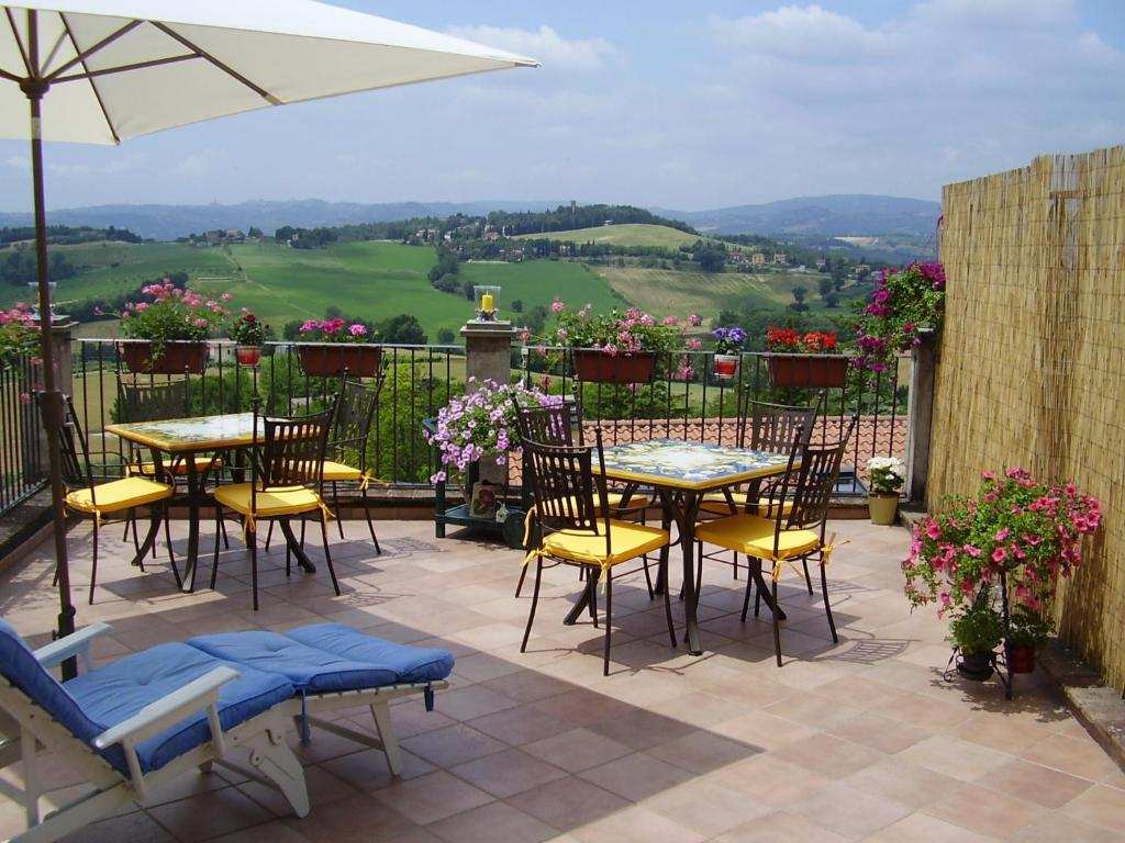 Bed & Breakfast La terrazza fio...Rita (Italia Ripa) - Booking.com