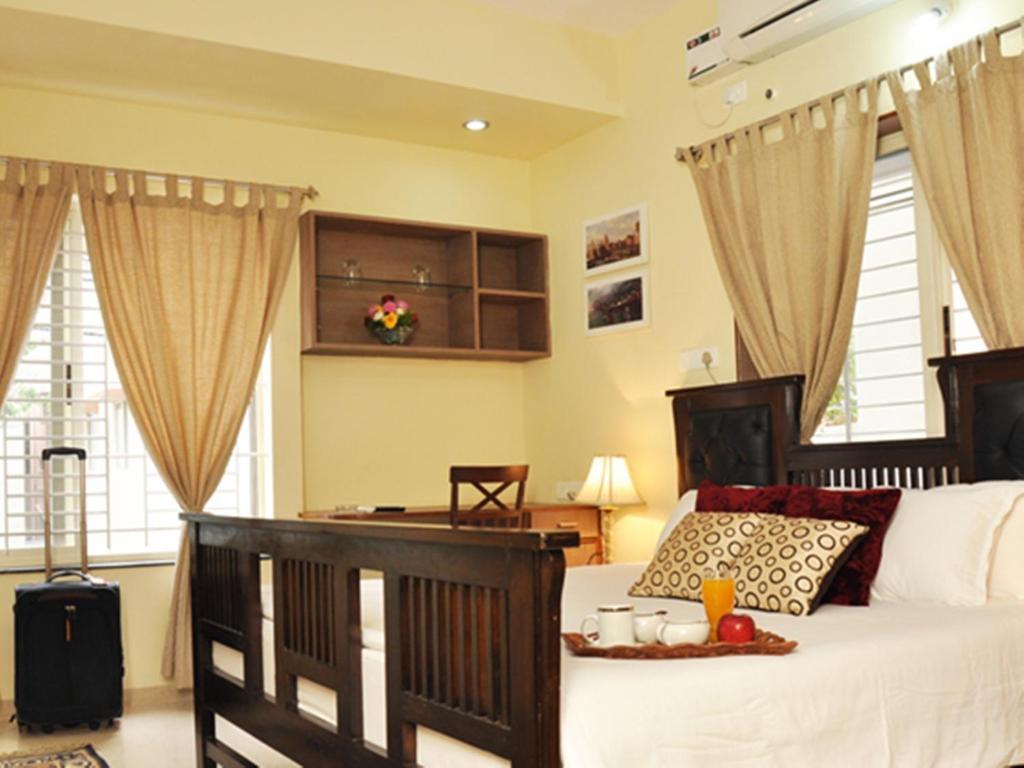 Premium Serviced Apartments, Bangalore, India - Booking.com
