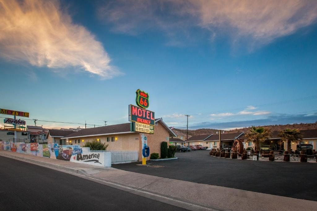 Old Rt 66 >> Route 66 Motel, Barstow, including photos - Booking.com
