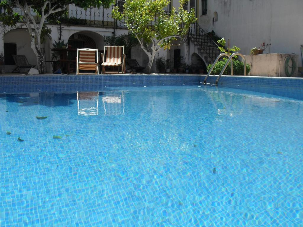 The swimming pool at or near CASA VERDE
