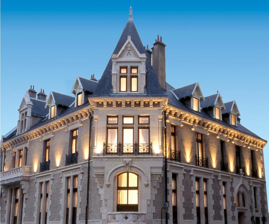 Privilodges quartier de bonne france grenoble for Hotel design grenoble