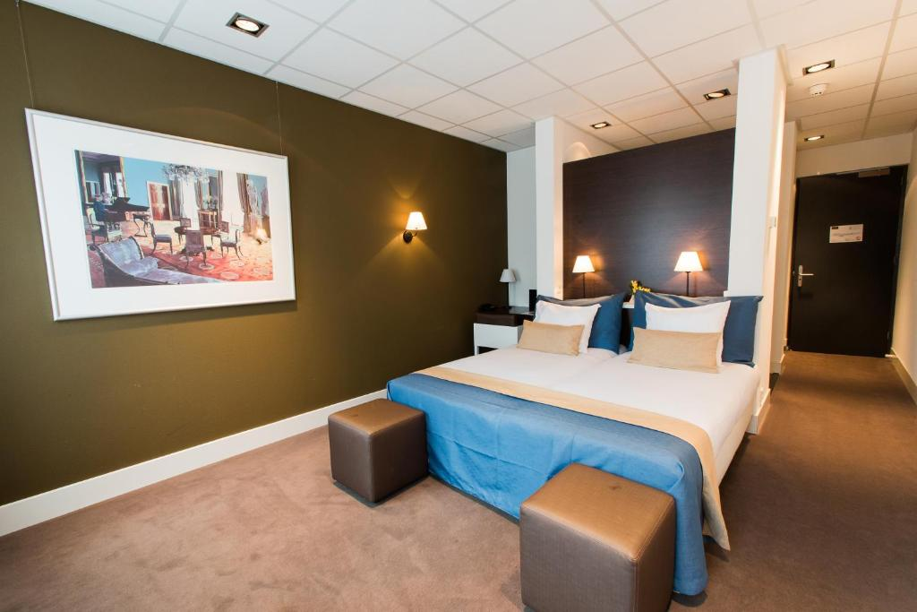 Spa sport hotel zuiver amsterdam netherlands for Booking hotel amsterdam