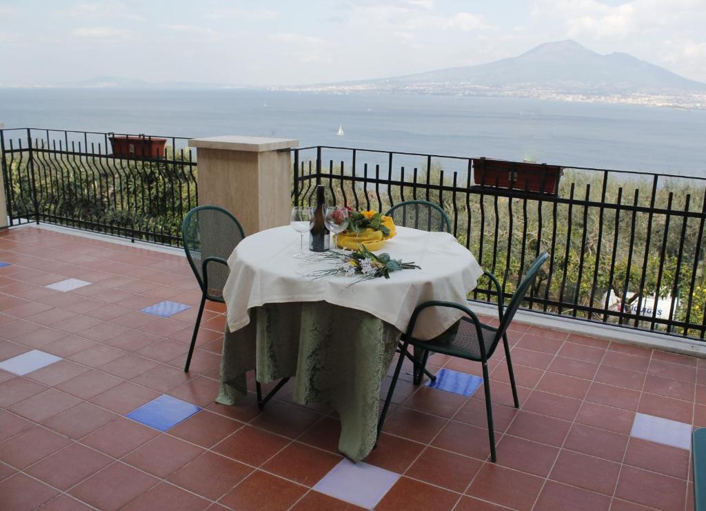 hotel ancelle sorrento casa d'accoglienza (italien castellammare di