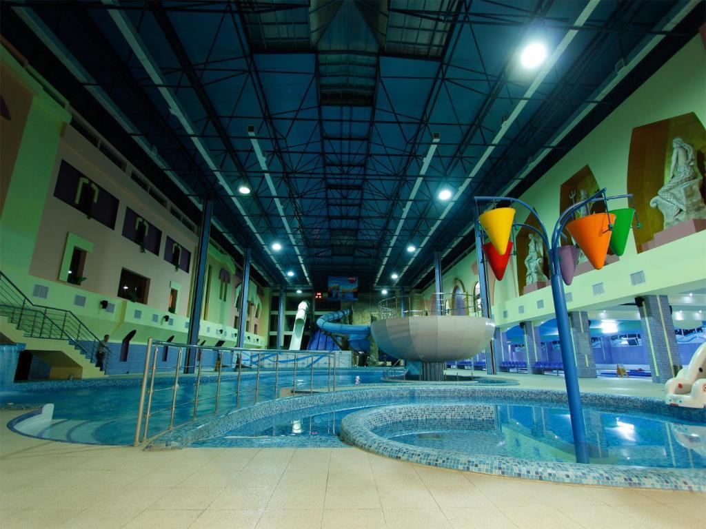 Aquatek Hotel, Spa & Aquapark