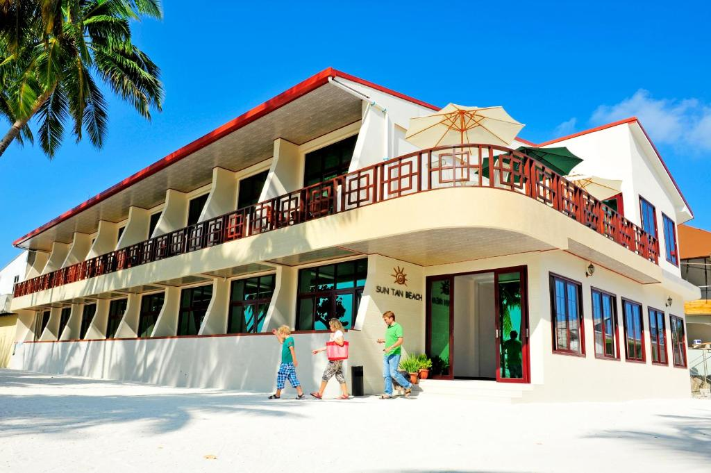 Sun Tan Beach Hotel  -