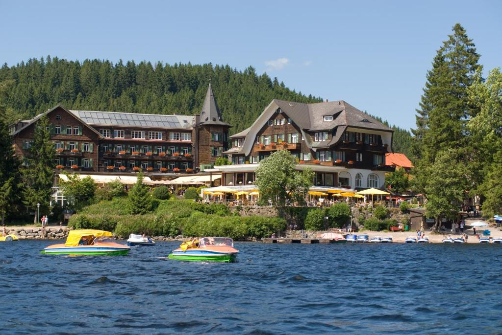 Romantik hotel treschers titisee neustadt germany for Romantik hotel