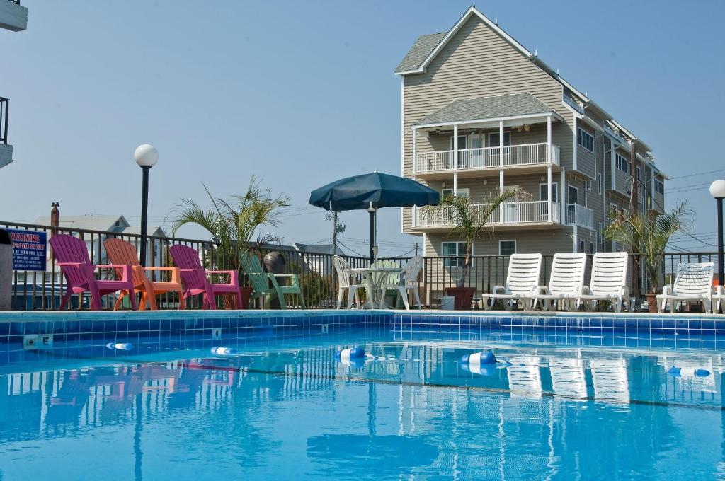 Rideau Motel, Ocean City, USA - Booking.com