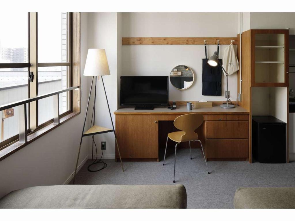 ポイント3.シックで大人びたデザインの客室