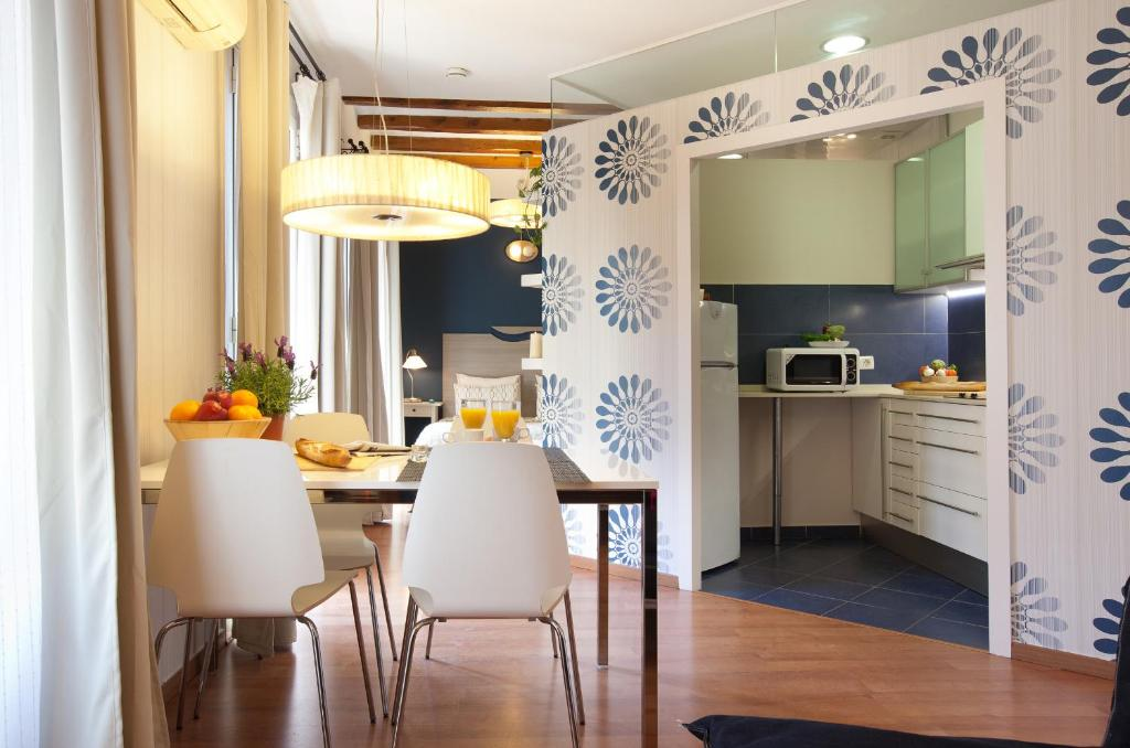 Arts Apartments Baluard fotografía