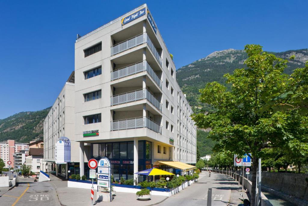 Good Night Inn Zwitserland Brig Bookingcom