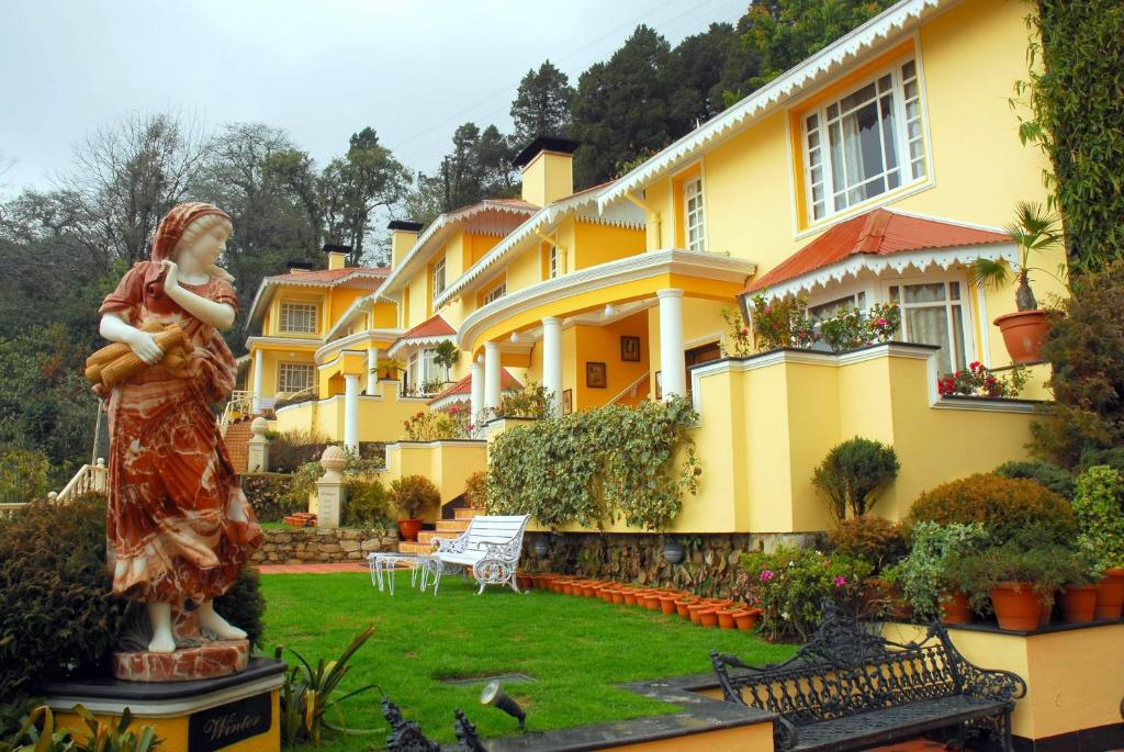 Resort mayfair darjeeling india for Contact hotel