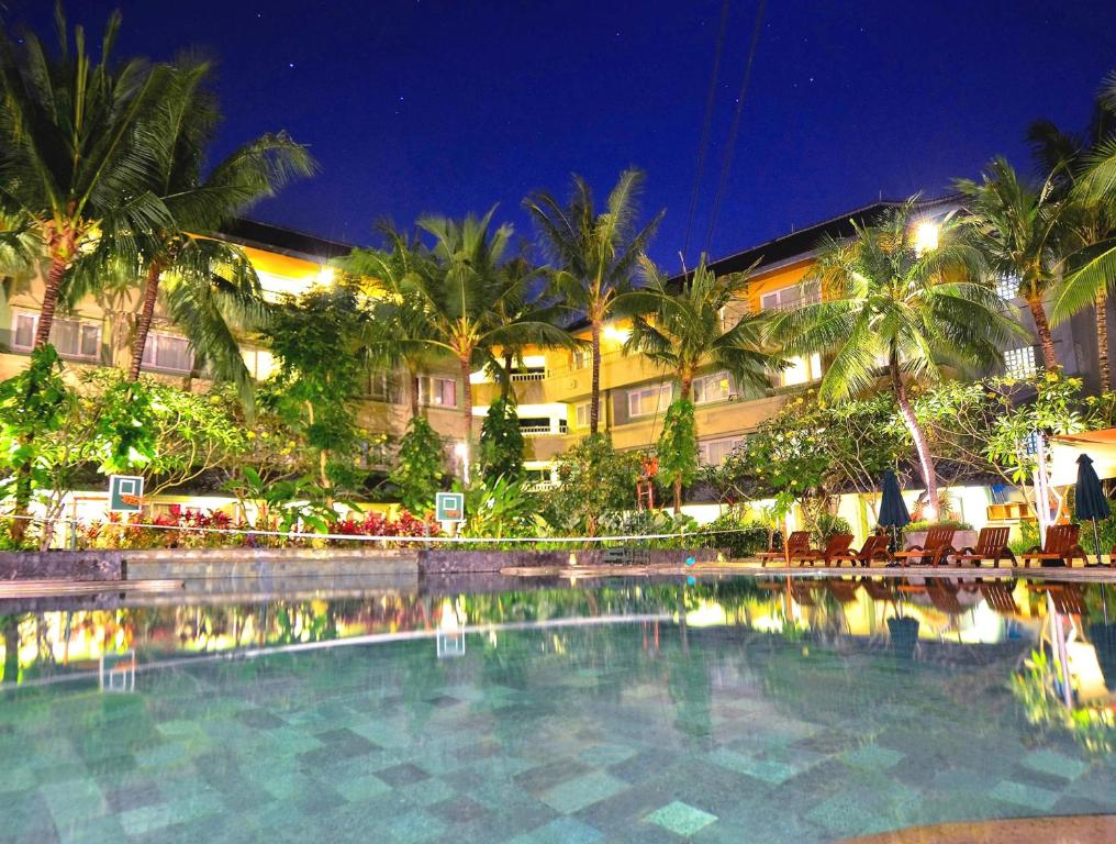 Harris resort kuta beach indonesia for Kuta beach hotel