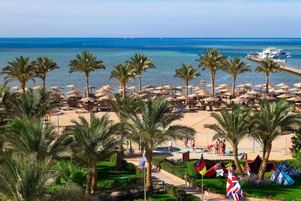 Golden Beach Resort Agypten Hurghada Booking Com