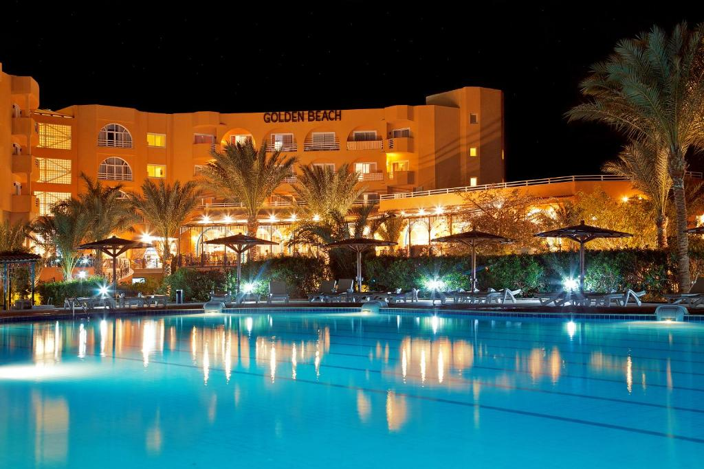 Golden Beach Resort Agypten Hurghada Booking Com