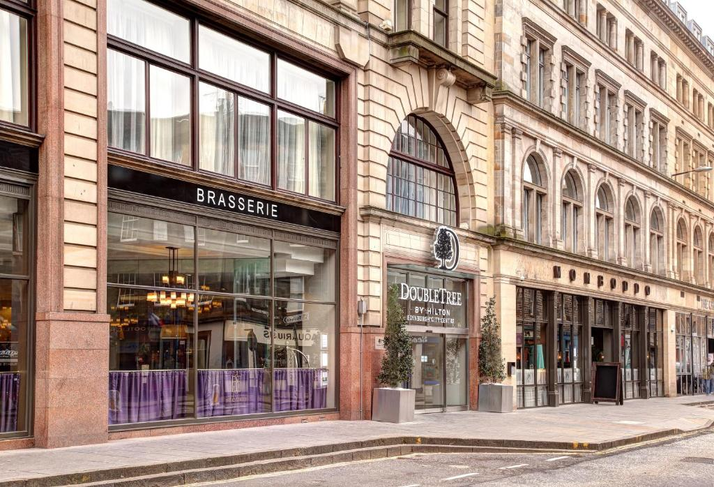 Doubletree By Hilton Edinburgh City Centre Reserve Now Gallery Image Of This Property