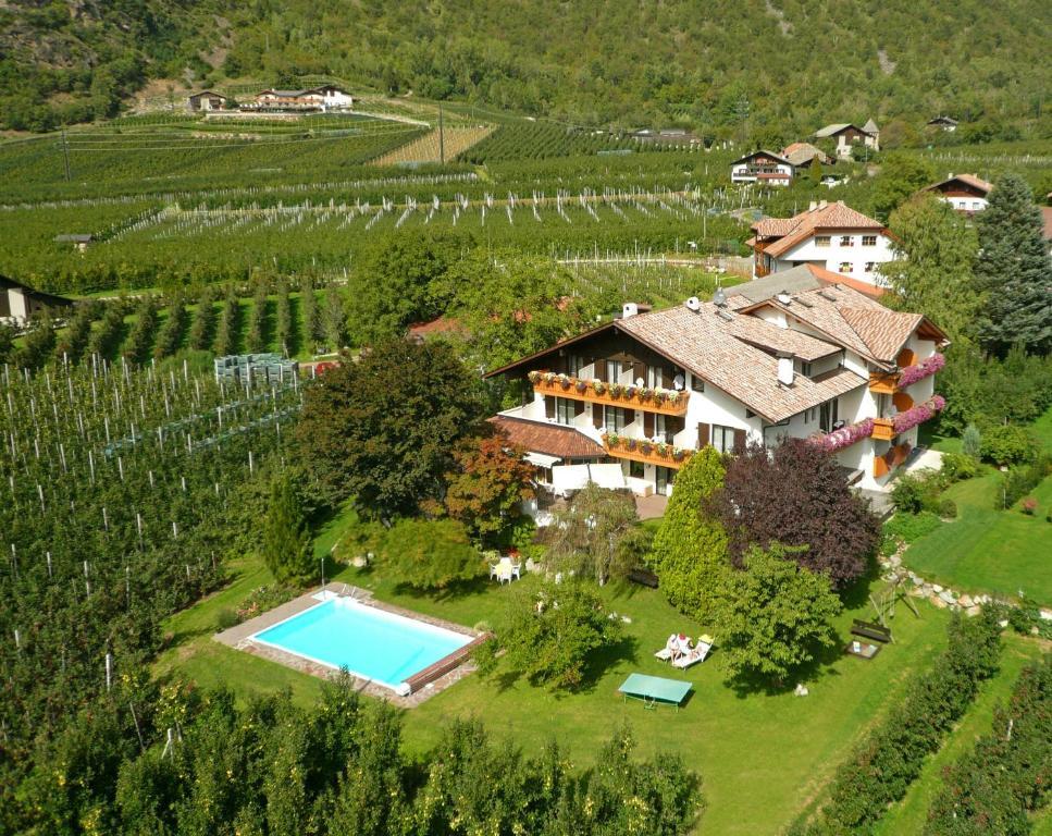 Garni Hotel Meilenstein Italien Rabland Bookingcom