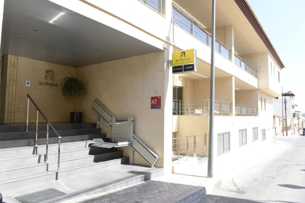 Apartments In Los Baños Murcia