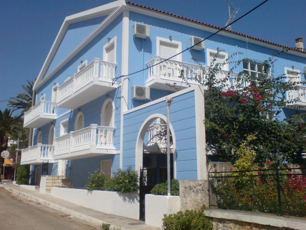 Квартира в остров Хиос недорого на берегу моря