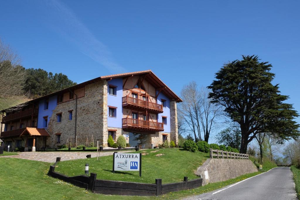 Foto del Hotel-Apartamento Rural Atxurra