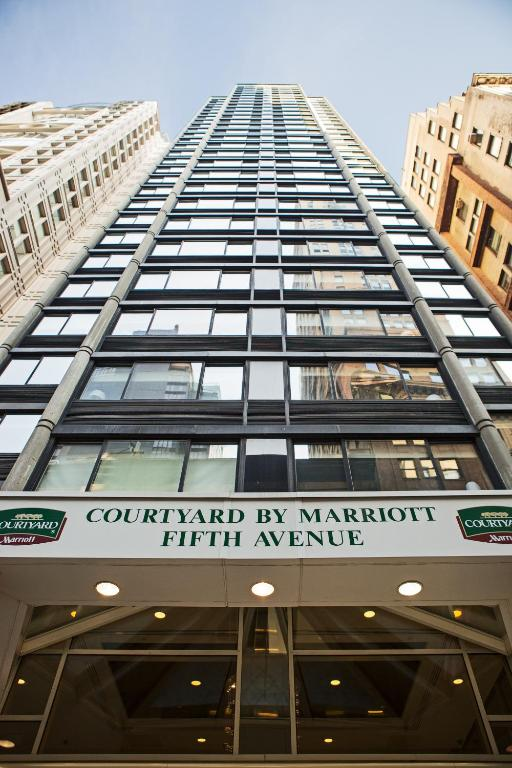 Courtyard By Marriott New York Manhattan Fifth Avenue City Usa Deals From 124 For 2018 19