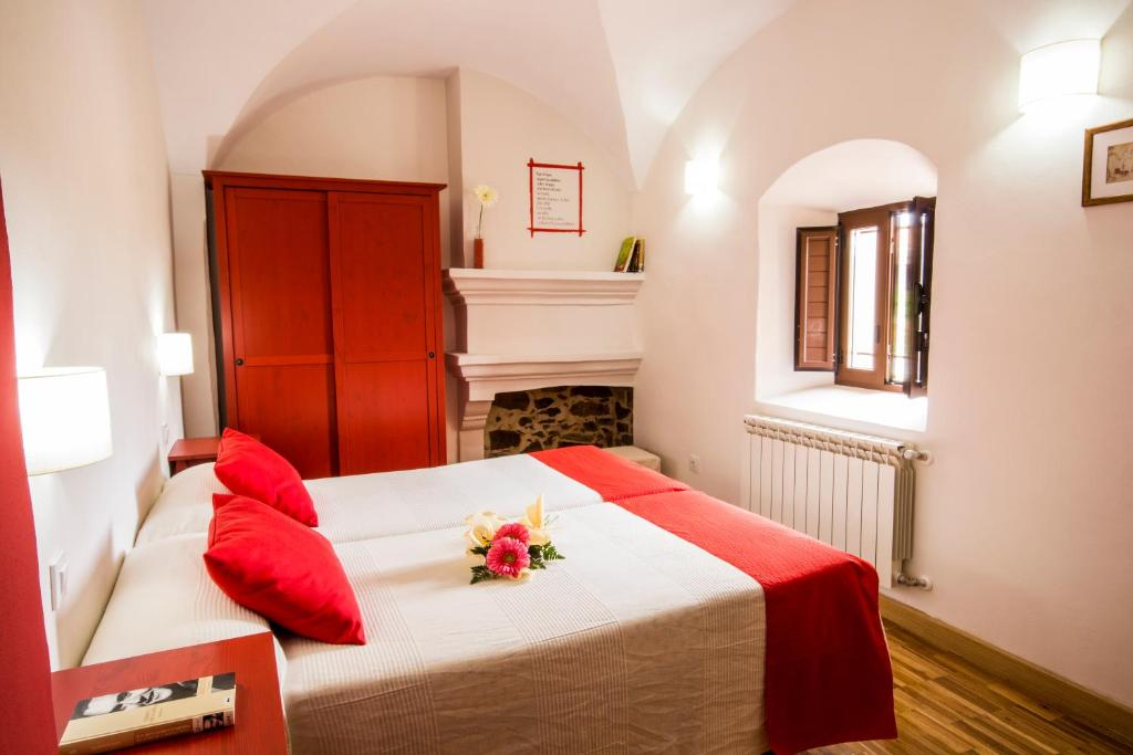 hotels with  charm in extremadura  48