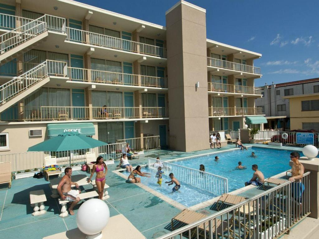 Aquarius Motor Inn Wildwood Nj Booking Com