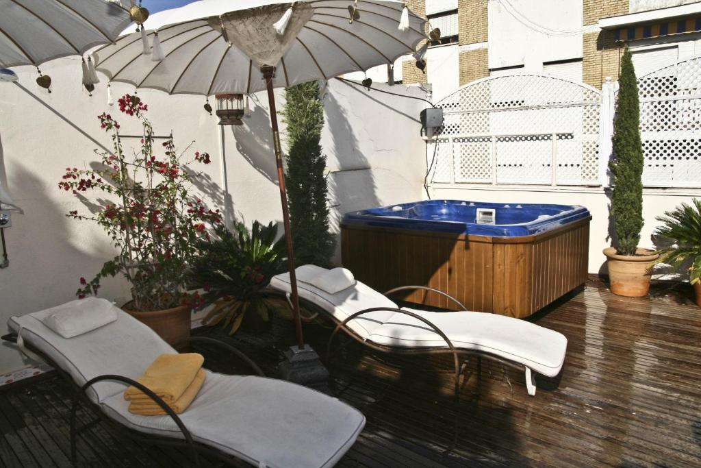 boutique hotels sevilla provinz  1