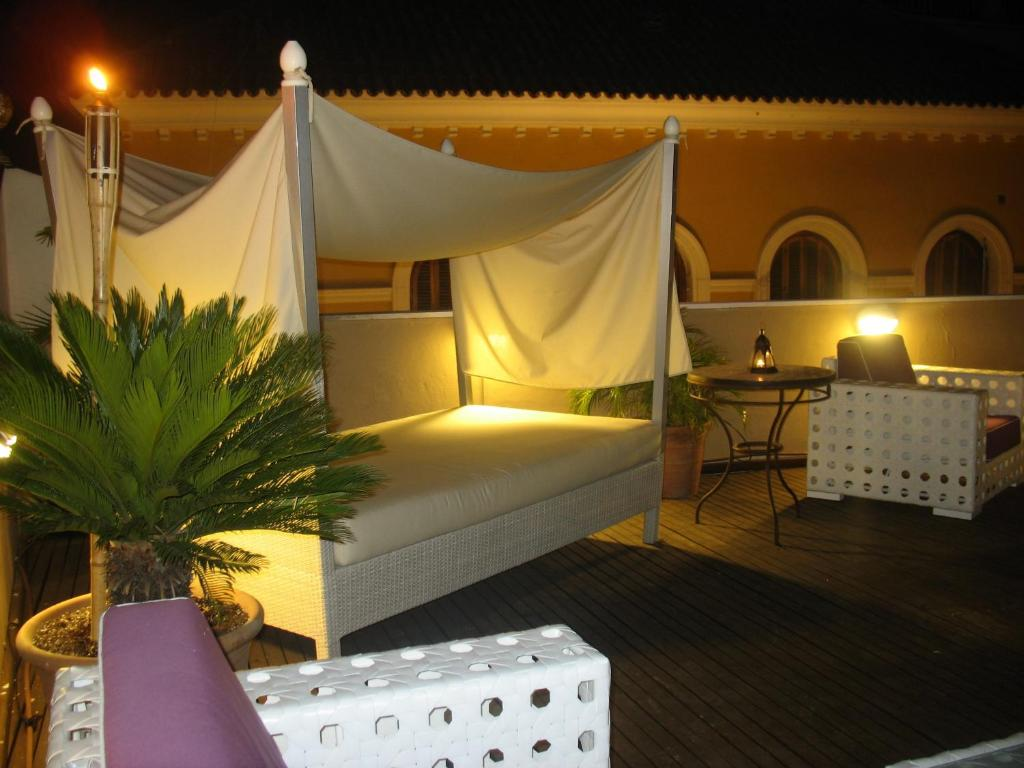 boutique hotels sevilla provinz  14