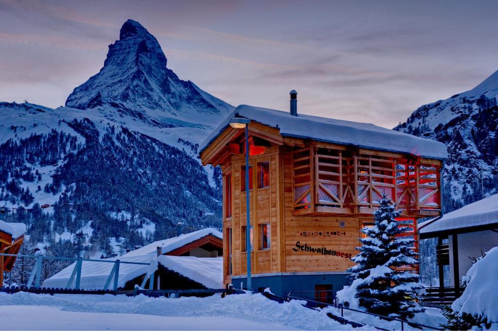 Zermatt Hotel  Stelle