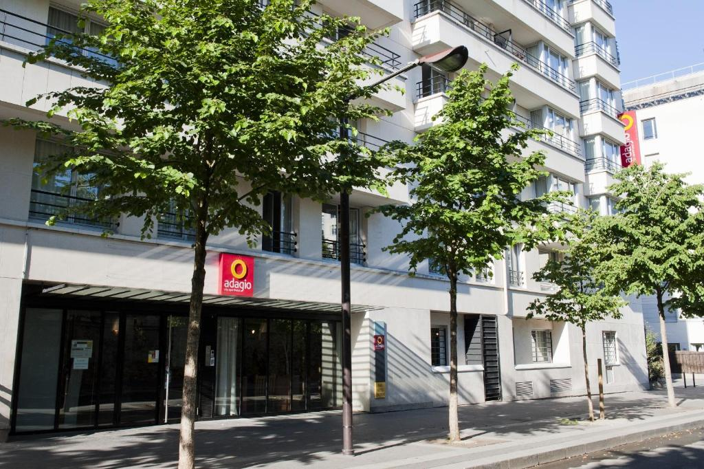 Condo Hotel Adagio Paris Buttes Chaumont France Booking Com