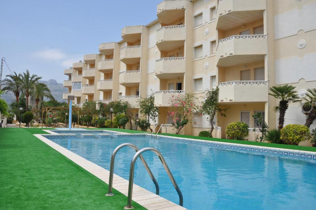 Apartments In Molinell Valencia Community