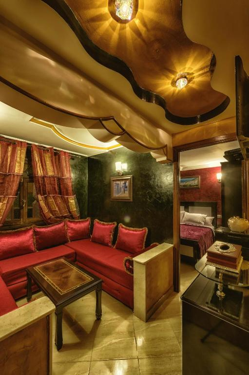 R U00e9sidence Hoteli U00e9re Chez Aziz  Chefchaouen  Morocco