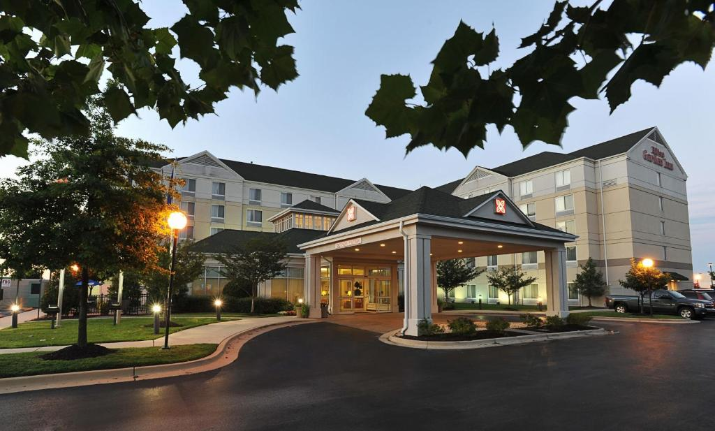Hotel hilton garden bwi airport linthicum heights md - Hilton garden inn seattle airport ...