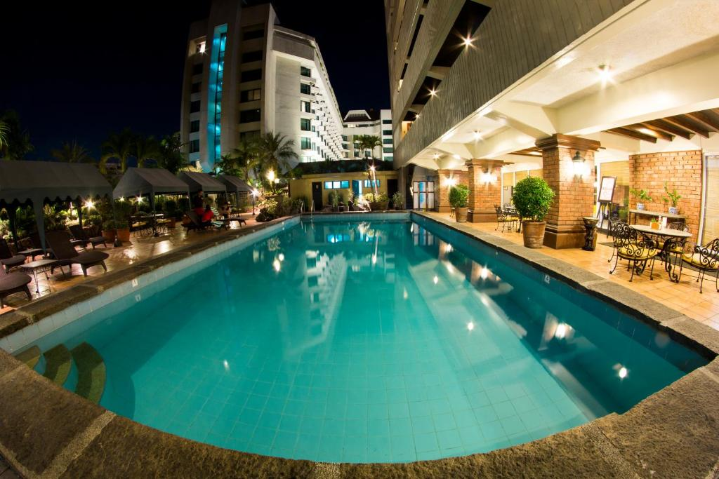 Copacabana Hotel Manila Philippines