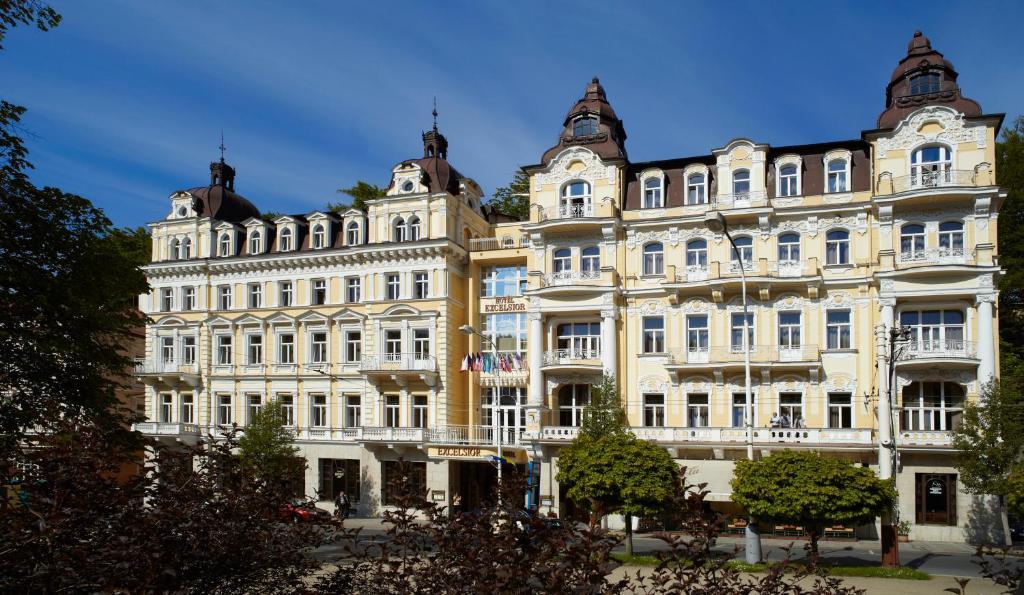 Hotel Excelsior Tschechien Marienbad Booking Com
