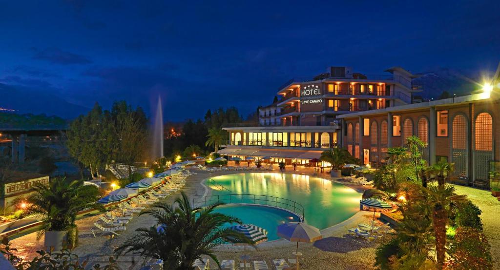 Hotel terme capasso italia contursi - Contursi terme piscine ...