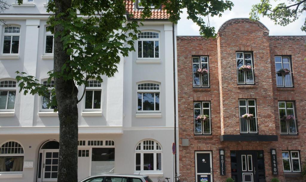 Apartment 1690 rendsburg germany for Design hotel 1690