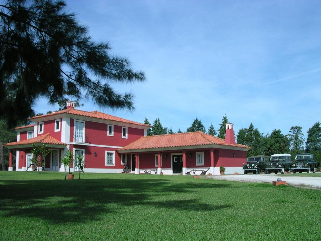 Casa de campo casa da ria turismo rural portugal lhavo - Casa rural lisboa ...