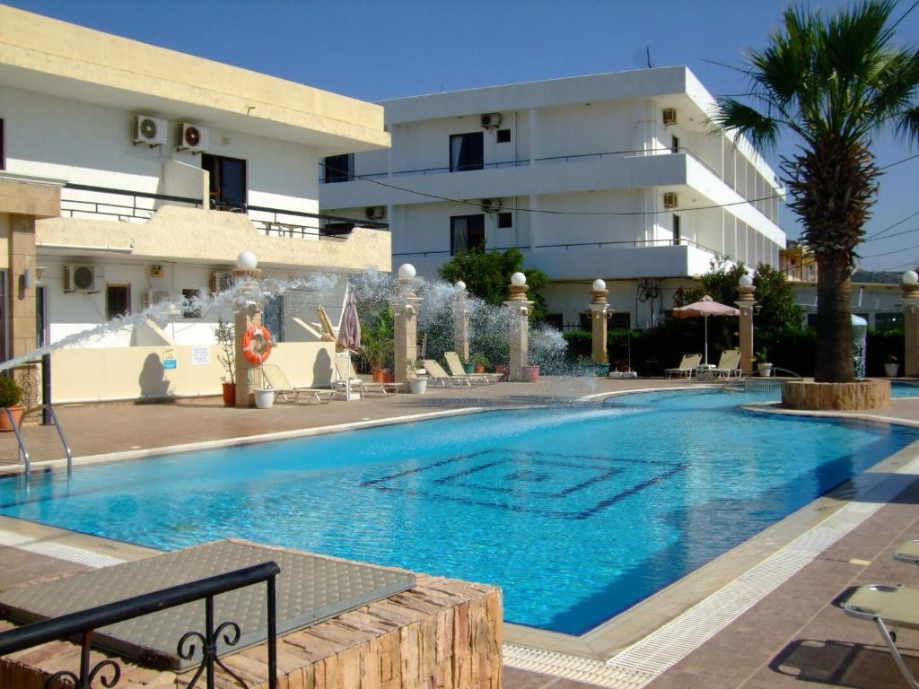 antonios hotel faliraki greece booking com
