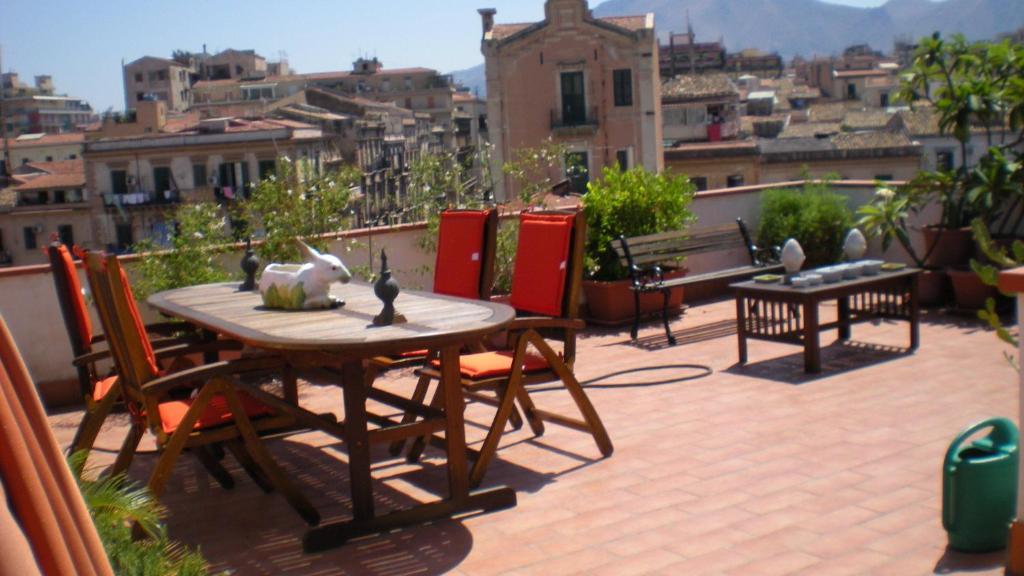 Ferienwohnung Alle Terrazze del Borgo Vecchio (Italien Palermo ...