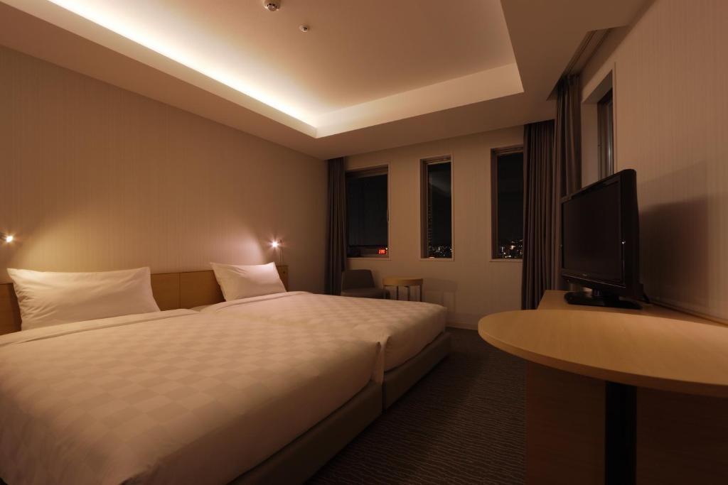 ポイント2.ゆとりのある空間が特徴の客室