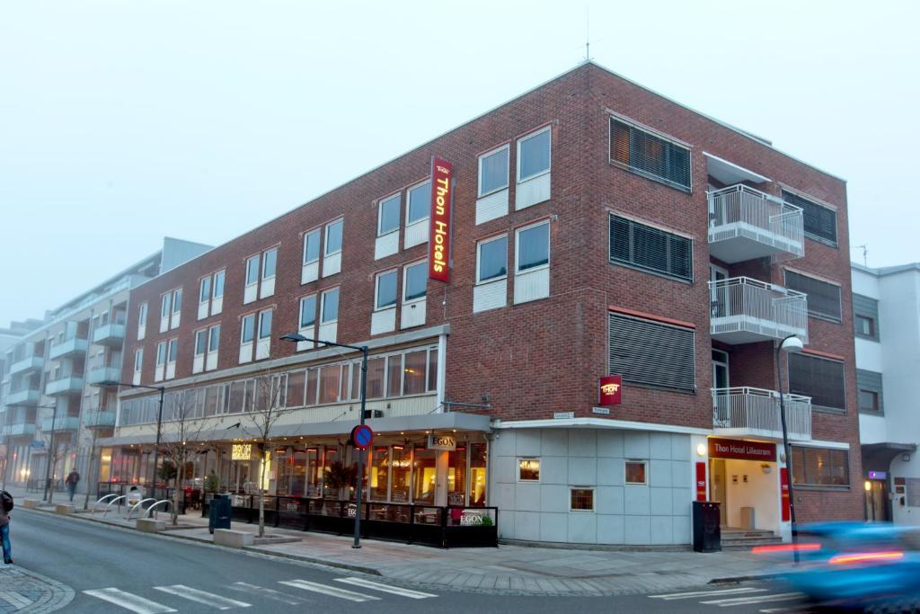 db25874cd Thon Hotel Lillestrøm, Norway - Booking.com