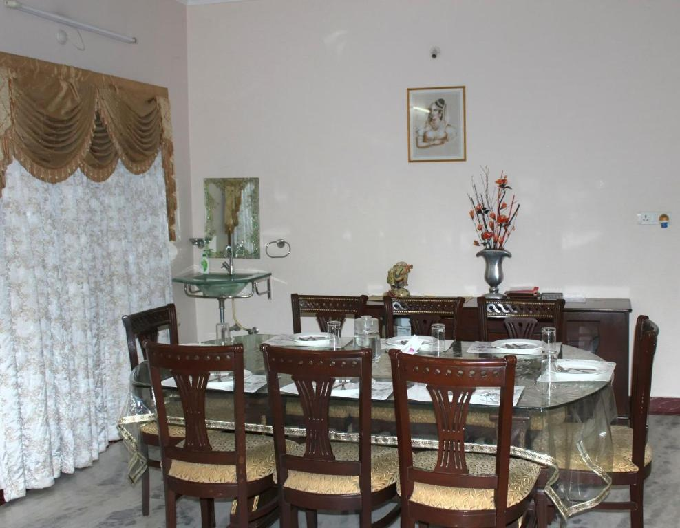 Hill View Guesthouses Hyderabad India
